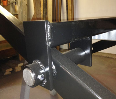 Walking Beam Assembly